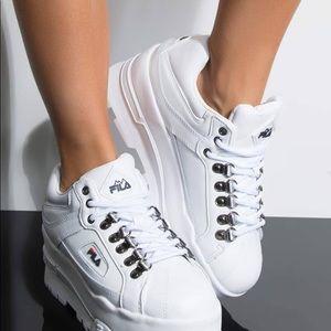 FILA Trailblazer Wedge Shoes
